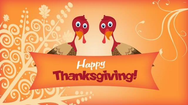 Happy Thanksgiving Quotes Clipart