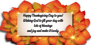 Happy Thanksgiving Quotes For Whatsapp
