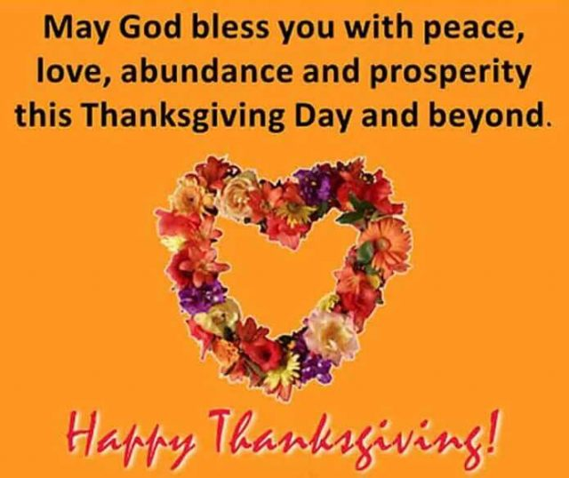 Happy Thanksgiving Quotes Images 2019
