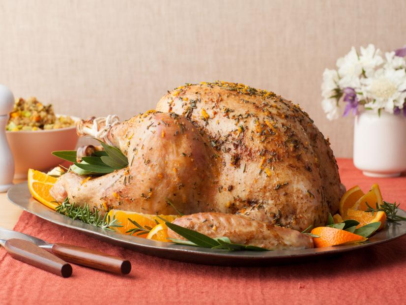 Roasted Thanksgiving Turkey Images