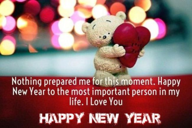 Happy New Year 2020 Quotes For Lover