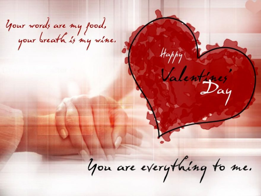 Valentines Day Greetings Messages