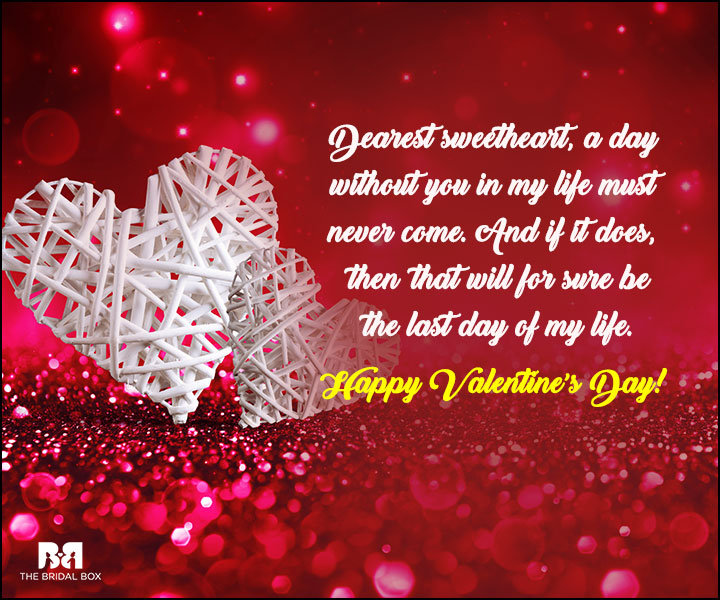 Valentines Day Quotes for Lover