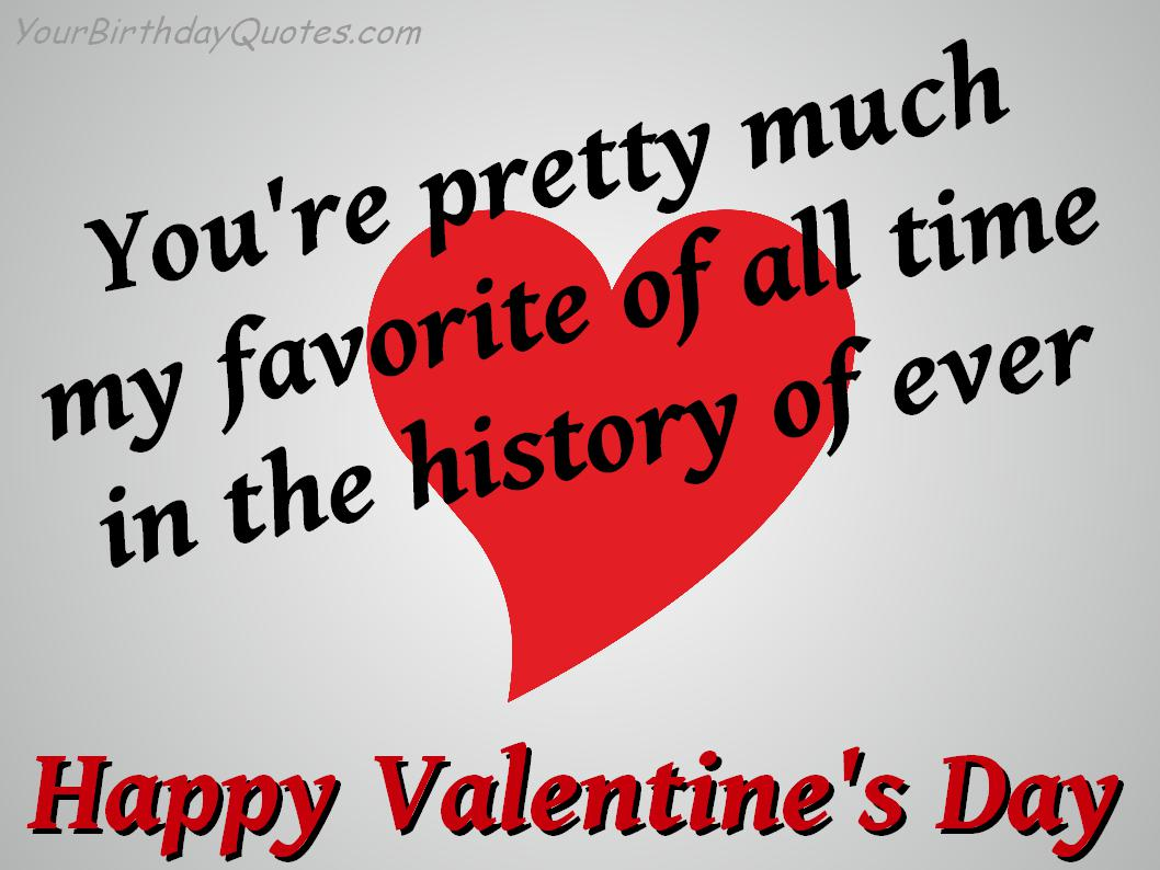 Valentines Day Sayings Quotes