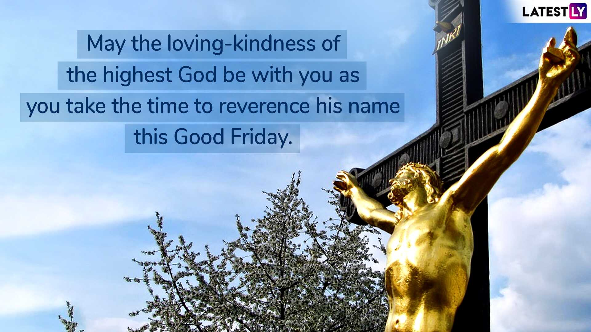 Christian Good Friday Messages 2020