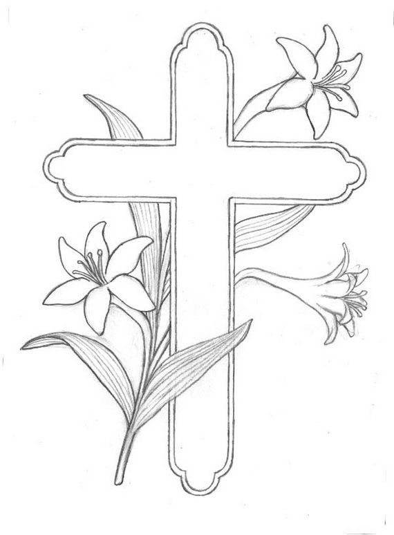 Coloring Pages For Good Friday