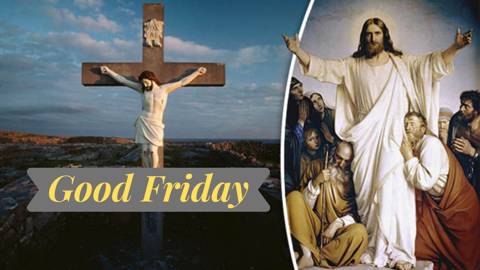 Good Friday 2020 Images