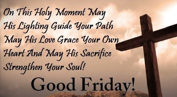 Good Friday Messages Greetings