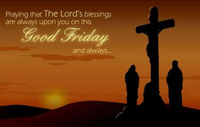 Good Friday Messages Wishes Greetings