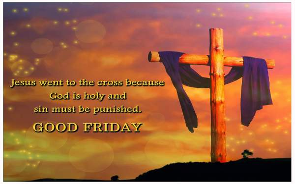 Happy Good Friday 2020 Quotes Wishes