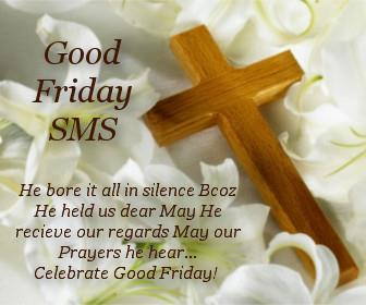 Happy Good Friday 2020 SMS