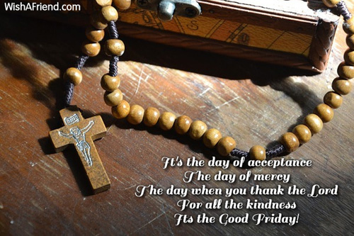 Messages For Good Friday