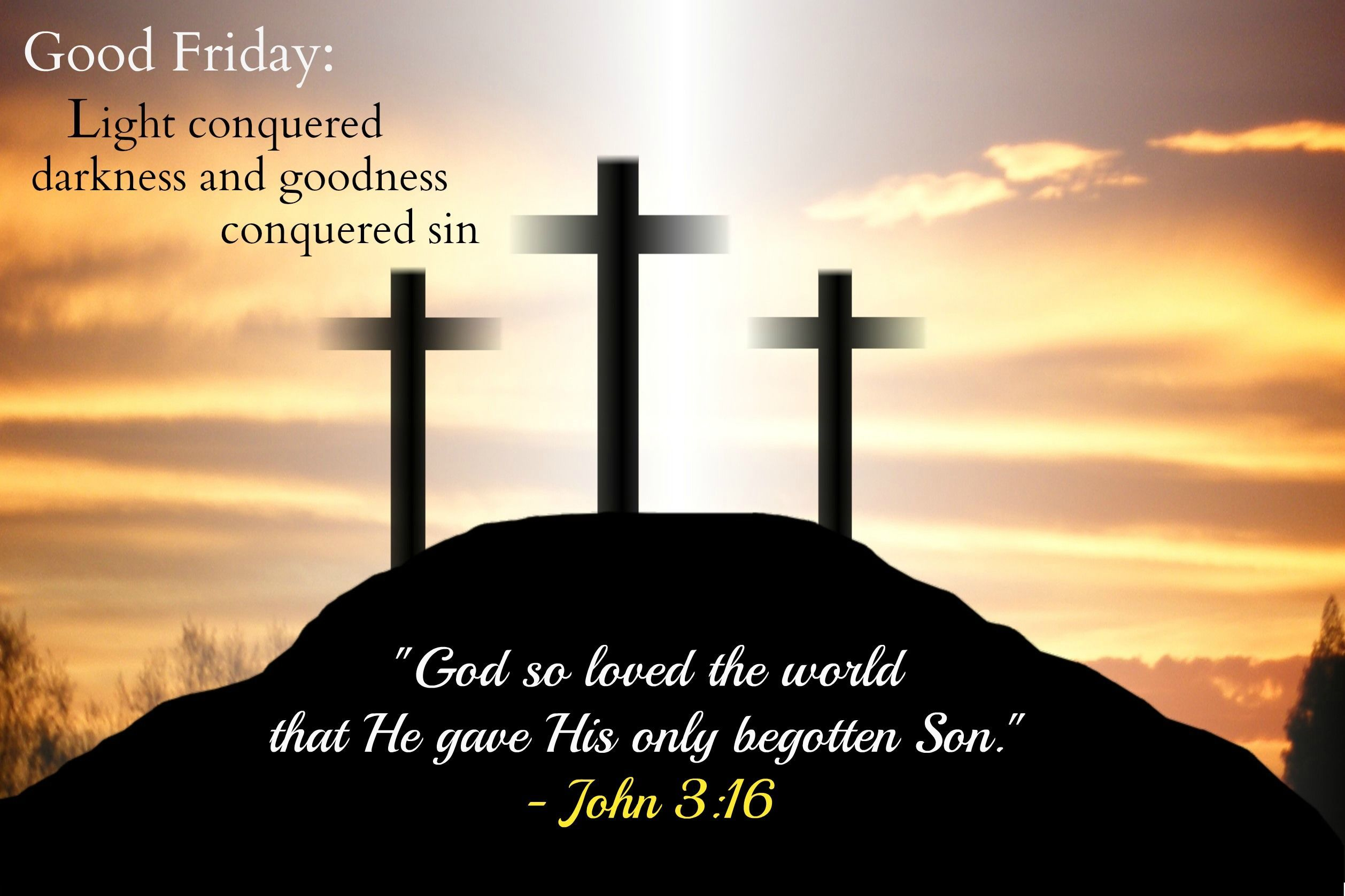 Religious Good Friday Quotes 2020