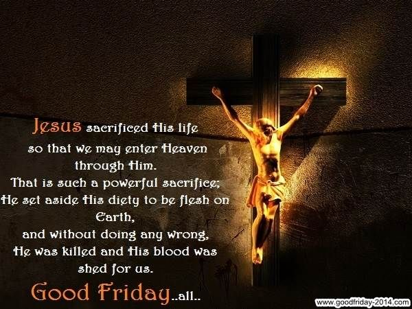 latest Images of Good Friday Sayings