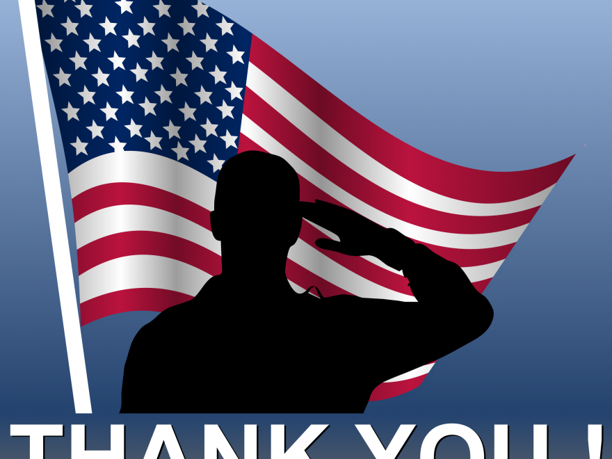 Memorial Day Saying Thank You Pictures