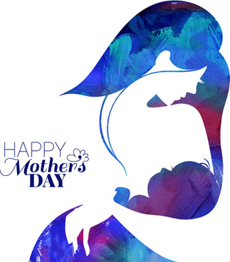 Mothers Day Free Vector