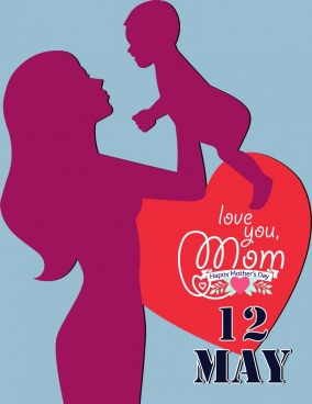 Mothers Day Poster Sketch