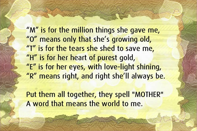 Mothers Day Quotes Images Caption