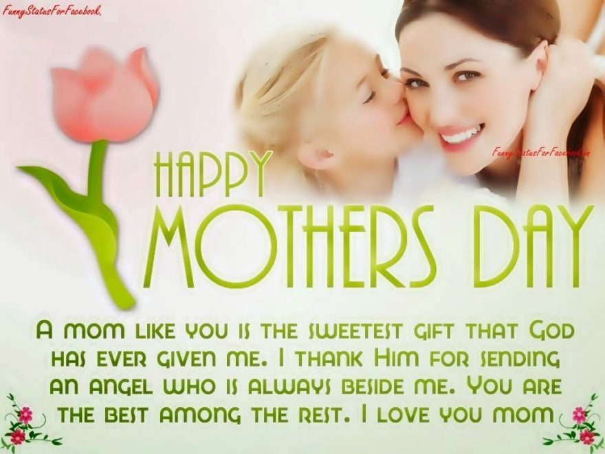 Mothers Day Quotes With Images Greeting Message