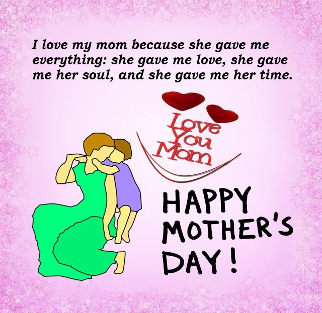 Mothers Day Speech In English