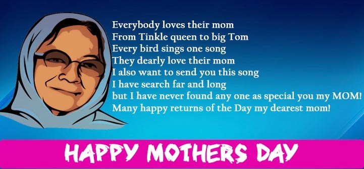 Mothers Day Speech Poems