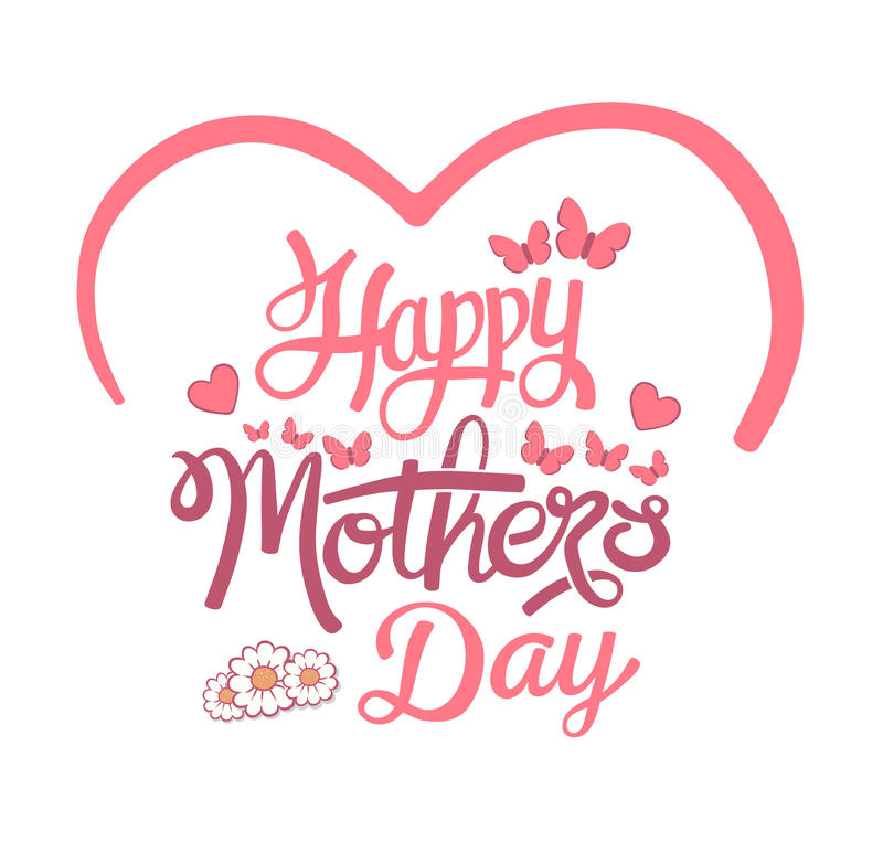 Mothers Day Vector Digitally Generated