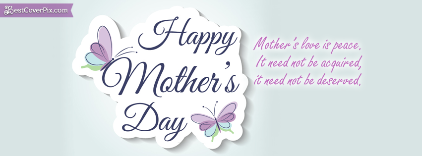 Short Mothers Day Quotes Banner Photo