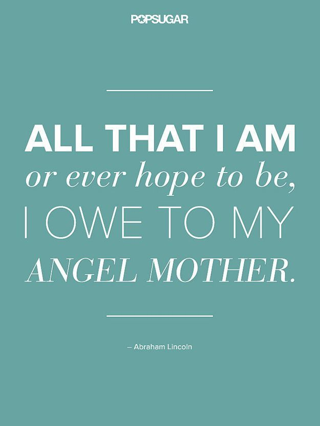 Short Mothers Day Quotes Pinterest