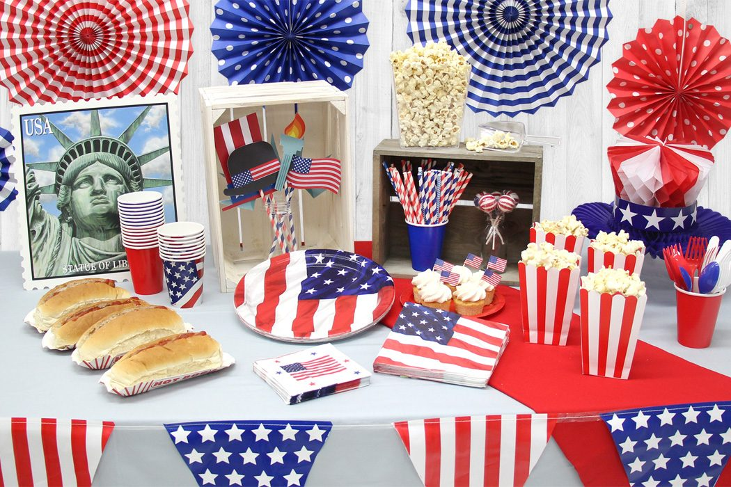 4th July Party Ideas
