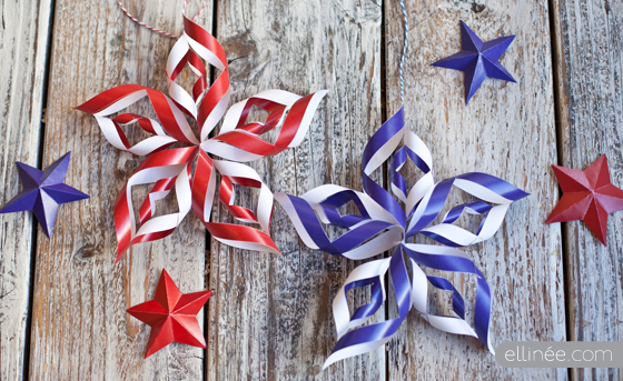 4th of July Centerpice Ideas