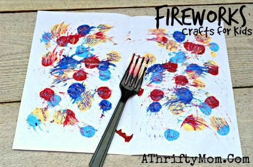 4th of July Crafts Ideas for Toddlers