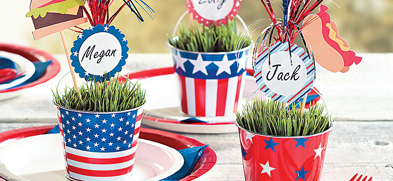4th of July Crafts Ideas