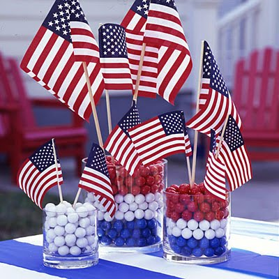 4th of July Decorating Ideas On Pinterest