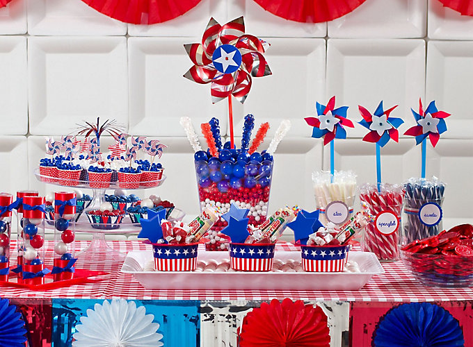 4th of July Decoration Ideas for Outside