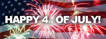4th of July Fireworks Images