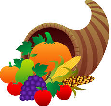 Happy Thanksgiving Clipart Design