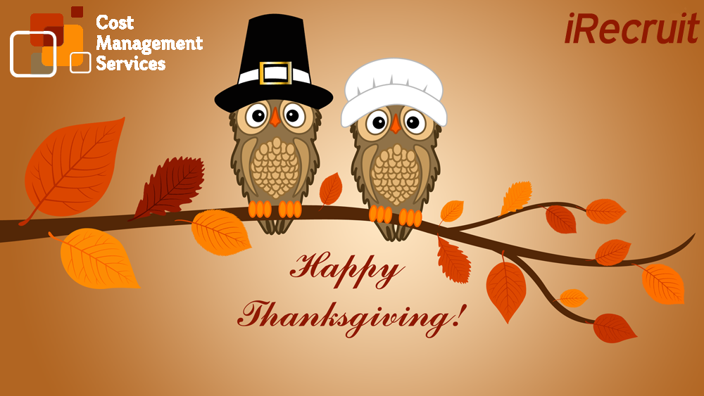 Happy Thanksgiving Greetings Clipart