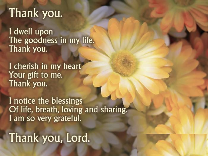 Thanksgiving Blessings Clipart Quotes
