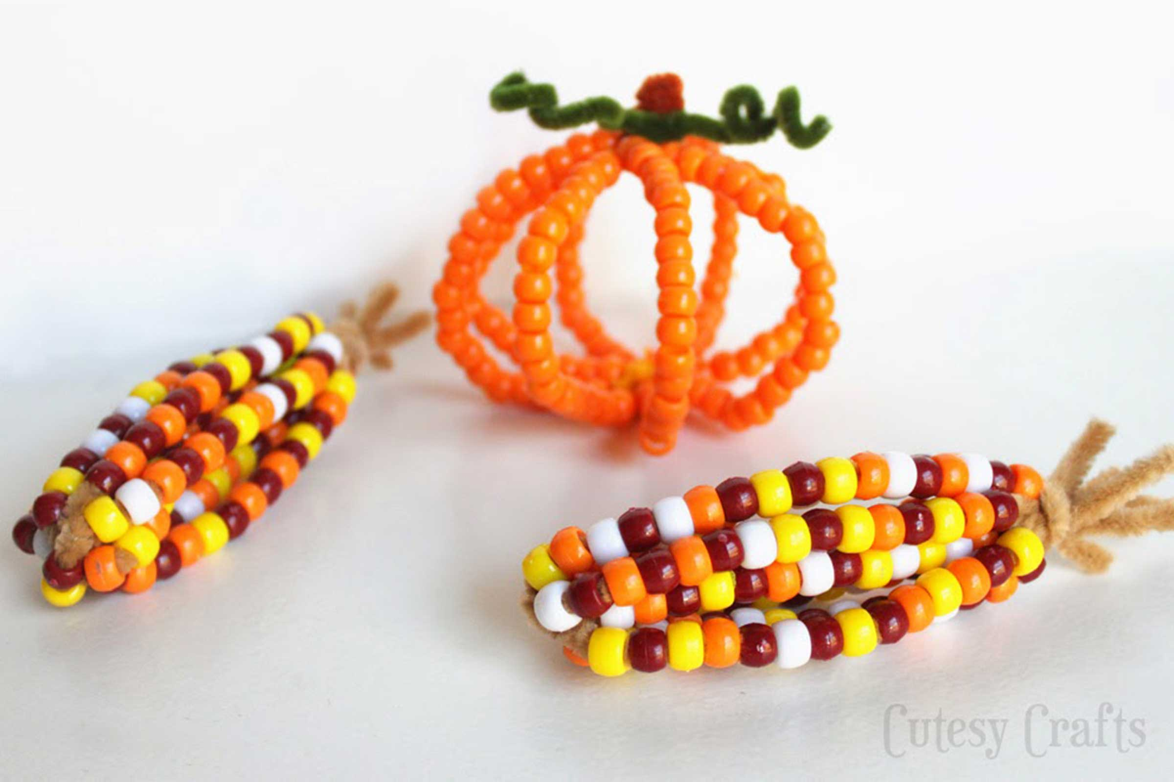 Thanksgiving Day Crafts For Seniors