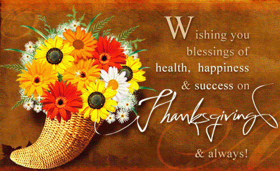 Thanksgiving Day Messages For Family And Friends