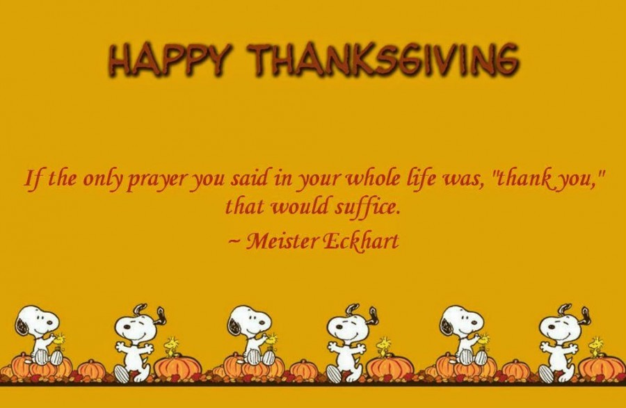 Thanksgiving Day Quotes Hd Wallpaper Design