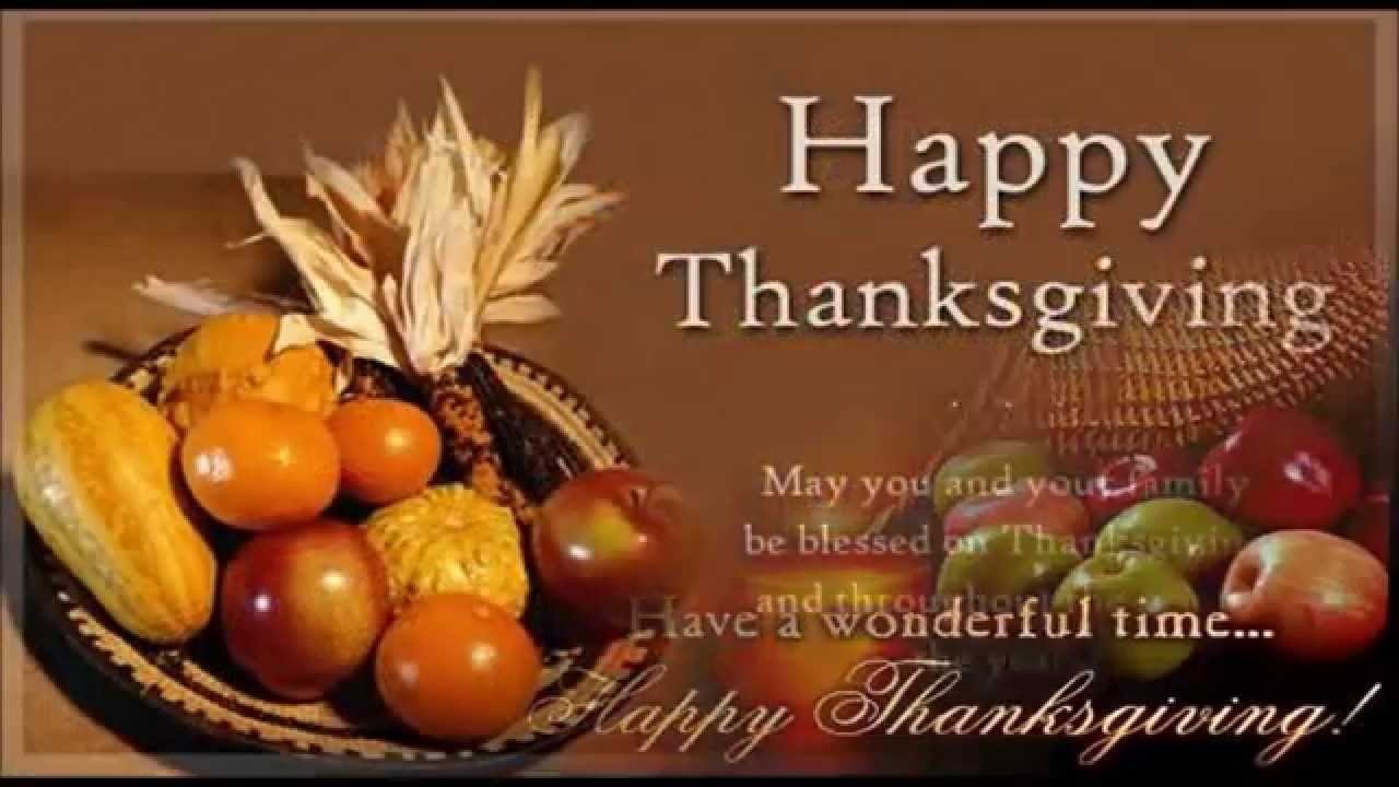 Thanksgiving Day Wishes Download Free