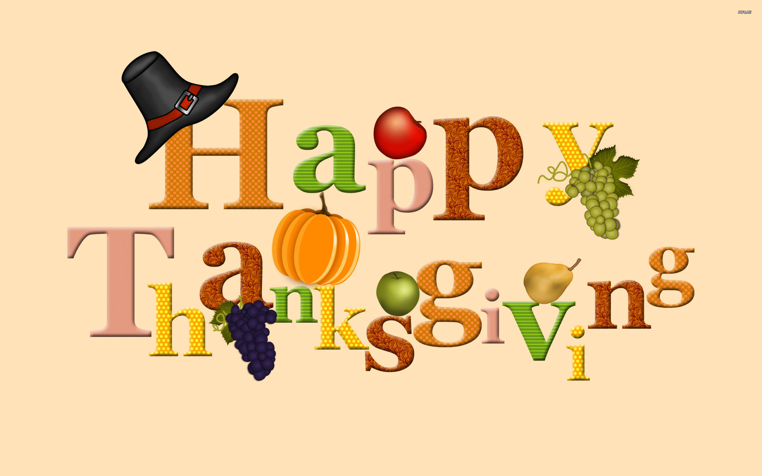 Thanksgiving Food 2020 Clipart