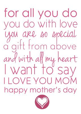 Cute Mothers Day Quotes For Whatsapp