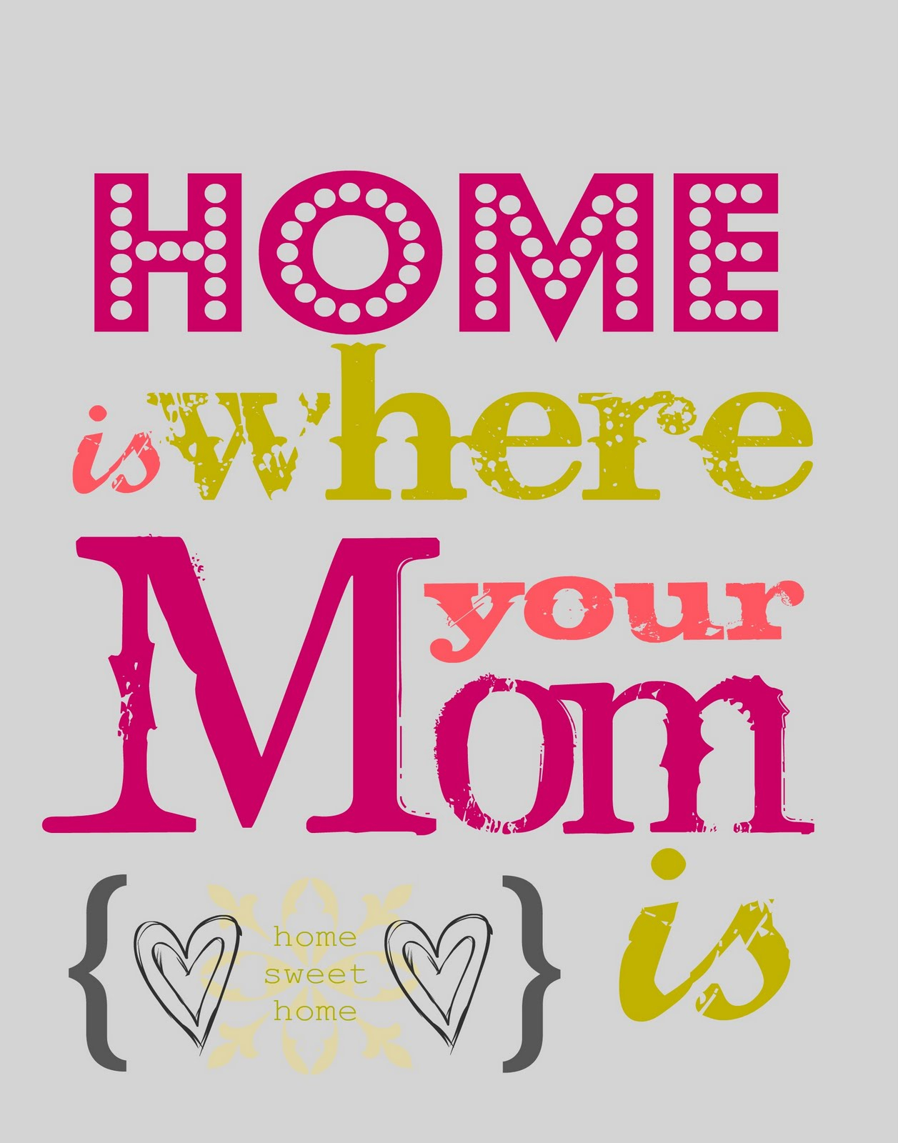 Cute Quotes Mothers Day Pictures
