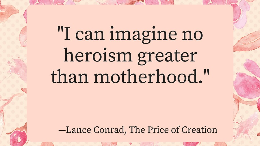 Destiny Mothers Day Quotes