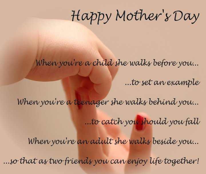 Mothers Day Cute Quotes In English