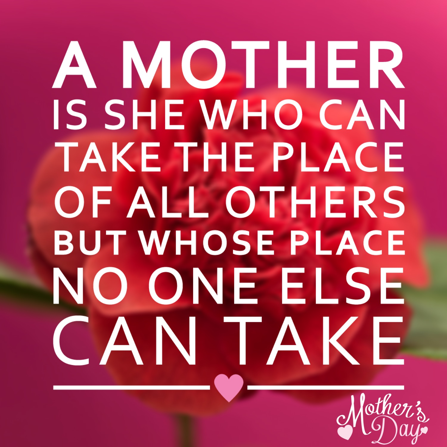 Mothers Day Happy Quotes